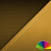 Leather Gold Tex Xperien Theme 1.0.1