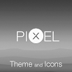 Pixel Black Theme 1.0