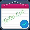 ToDo List - Events Tasks Calendar ListByStatus 1.0