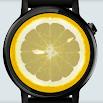 Lemon Time Watch Face