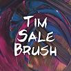 Tim Sale Brush FlipFont 118k