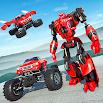 Flying Robot Monster Truck Battle 2019 1.1.8