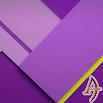 Frosty Violet XP Theme 1.0.7