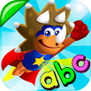 ABC Dinos: Learn to read for preschool 2.60
