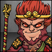 Monkey King Live Wallpaper 1.2