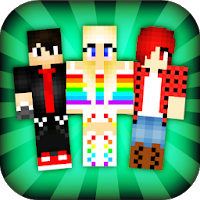 Skins Packs for Minecraft PE 1.3.6
