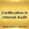 Certification in Internal Audit Review Notes & Q&A 1.0