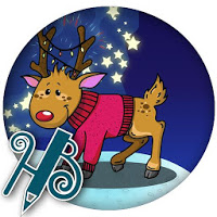 HB Christmas deer XPERIA™ theme 1.0.0