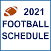 2020 Football Schedule (NFL) 1.0