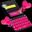 Pink Keyboard For WhatsApp 1.275.18.123