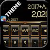 SCalc theme Gold 720k