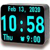 Huge Digital Clock Pro 4.0.1