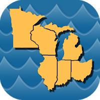 Stream Map USA - Great Lakes 1.22