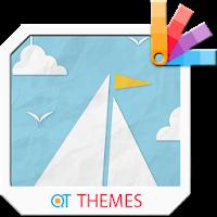 Boat Paper Xperia Theme 3.0.0