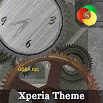 Trees of Gear (metal live)| Xperia™ Theme + icons ico5.mexa.2018