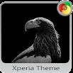 Black Eagle | Xperia™ Theme 1.0.0 b