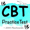 CBT Cognitive Behavioral Therapy Review +2000 Quiz 1.0
