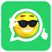 latest stickers for WhatsApp - WAStickersApps 1.0