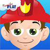 Fireman Toddler School Full 3.05