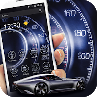 Super car speedometer theme 1.1.4