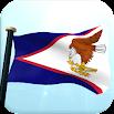 American Samoa Flag 3D 1.2