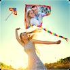 Kites Day Photo Frames - uttarayan festival effect 5.0