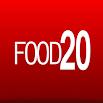 Food20 - RestaurantsFinder And Delivery 4