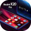 theme for Redmi K20 Pro Flame hd launcher 2019 2.0.1