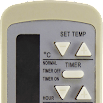 Remote Control For Haier Air Conditioner 9.2.0