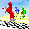 Horse Run Fun Race 3D Games 2.6