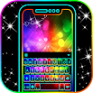 Neon Color 3d Keyboard Theme 1.0