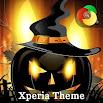 halloween | Xperia™ Theme 1.0.9