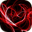 Wallpaper Red and Black Beautiful Indonesia 1.11