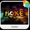 BOKE X xperia Theme 2.0.0