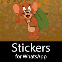 Tom and Jerry Stickers for WhatsApp 2.3.5