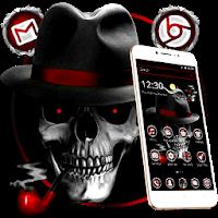 Black Hat Skull Theme 1.1.2