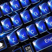 Blue Classic Keyboard 10001004