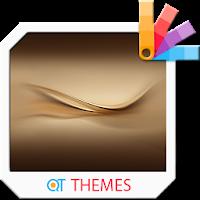 Business gold Xperia Theme 1.0.0