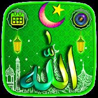Allah launcher theme 1.1.2