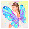 Be an Angel – Wing Photo Stickers 4.0