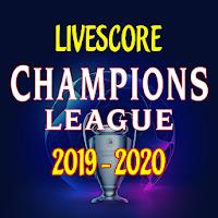 Livescore Champions League 2020 - 2021 Pro 3.5
