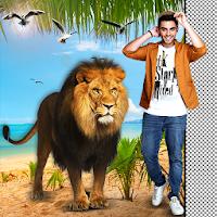 Wild Animal Photo Frames - Background Eraser 1.8
