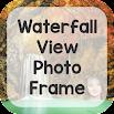Waterfall View Photo Frame 1.0