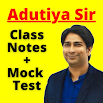 Adutiya Sir Class Notes of Arithmetic & Advance 17.0