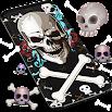 Skull live wallpaper 16.0