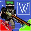 War Cube Online Offline Mobile Zombie Sniper Shoot 0.8