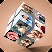 3D Cube PhotoFramePhotoEditor 2.0