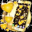 Golden live wallpaper 16.0