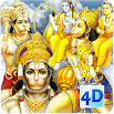 4D Hanuman Live Wallpaper 10.0