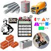 Construction Calculator (Concrete, Steel, Bricks) 1.77